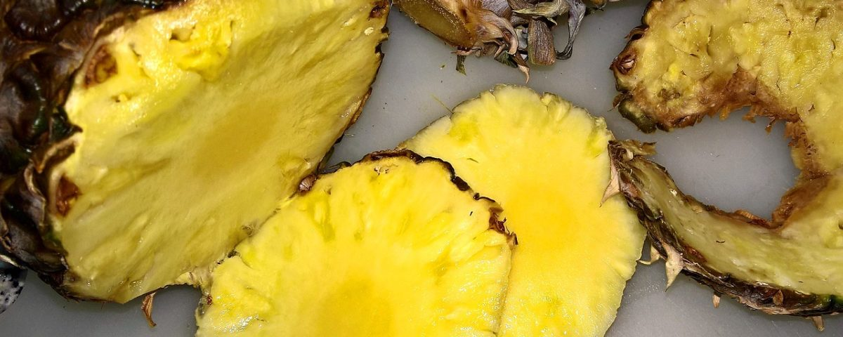 Enzyme der Ananas