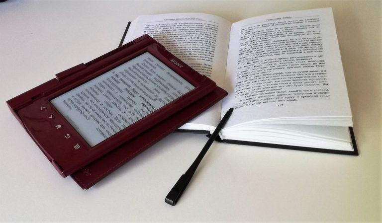 Unterschied eBook und gedrucktes Buch